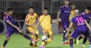 CLB Thanh Hóa sẽ bị đẩy xuống giải hạng Ba nếu bỏ V-League