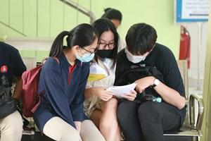 Thi tốt nghiệp THPT 2020: Chấm thi nghiêm túc