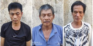 Thanh Hóa: Bắt quả tang 3 đối tượng tàng trữ, mua bán ma túy trái phép