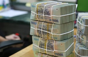 Tiêu vặt bằng tiền... ngân sách