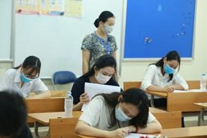 Ngày 27/8 công bố kết quả thi tốt nghiệp THPT