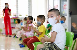 Nghệ An cho phép trường mầm non mở cửa trở lại trong dịp hè