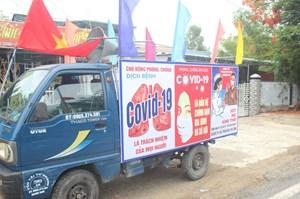 Quảng Nam thành lập hơn 5.400 tổ giám sát Covid-19 tại cộng đồng