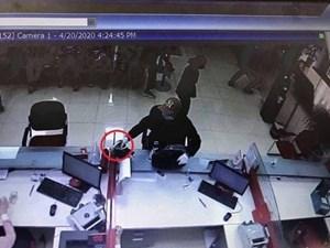 Đề nghị truy tố đối tượng dùng súng K59 cướp ngân hàng