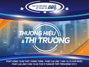 Vietinbank đồng hành cùng chương trình truyền hình 'Thương hiệu và Thị trường'