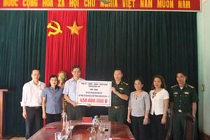 Quảng Trị: Thăm hỏi, động viên lực lượng chống dịch tuyến đầu biên giới