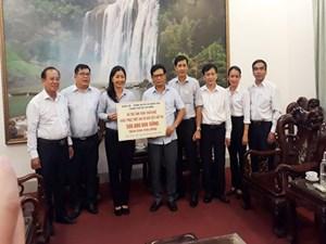 TP Hồ Chí Minh hỗ trợ Thừa Thiên – Huế 500 triệu đồng khắc phục hậu quả bão số 5