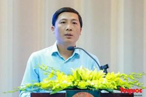 Tổng biên tập Báo điện tử Tổ quốc làm Giám đốc Sở TTTT Hà Nội