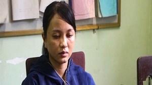 Quảng Ngãi: Tạm giữ hình sự một phụ nữ gây hàng loạt vụ trộm tài sản