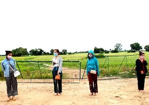 Kiên Giang phát hiện 4 phụ nữ trẻ tìm cách lén về Việt Nam