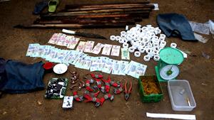 An Giang: Phá chiếu bạc 'khủng', bắt giữ 150 đối tượng