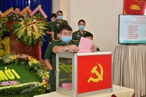 Kiên Giang: Đại hội đại biểu Đảng bộ Bộ đội Biên phòng tỉnh lần thứ XIII