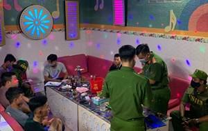 An Giang: Lại phát hiện người dương tính với ma tuý trong quán karaoke Hùng Mập