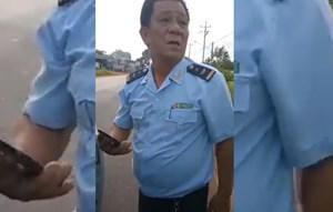 Phó chi cục hải quan bỏ chạy sau tai nạn