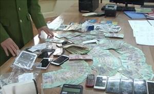 Hưng Yên triệt phá đường dây đánh bạc hơn 20.000 tỷ đồng trên Internet