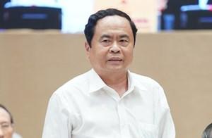Chủ tịch Trần Thanh Mẫn: Cần kiểm soát chặt thị trường, giá cả