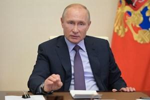 150.000 lính Nga tập trận đột xuất theo lệnh Tổng thống Putin