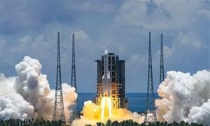 Trung Quốc phóng vệ tinh vẽ bản đồ độ phân giải cao mới lên vũ trụ