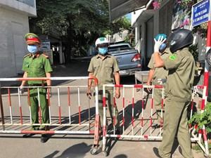 Quảng Ngãi: Phong tỏa khu vực xuất hiện ca bệnh 419