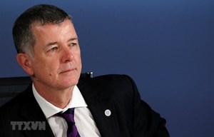 Ông Richard Moore được bổ nhiệm đứng đầu Cơ quan Tình báo Anh