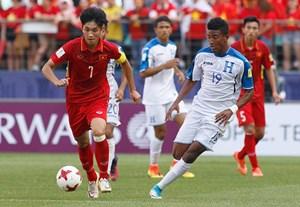 Bóng đá Đông Nam Á xin 1 suất dự World Cup trẻ