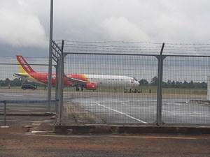 Báo động an toàn hàng không