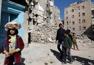 'Nguy cơ kép' ở Syria