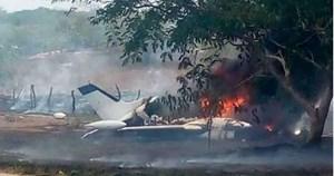 Rơi máy bay hạng nhẹ ở phía Bắc Mexico khiến 6 người tử nạn