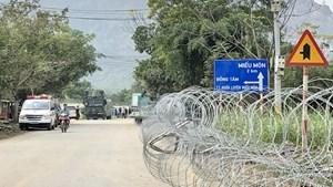 Hà Nội: Truy tố 29 bị can liên quan đến vụ án xảy ra tại xã Đồng Tâm