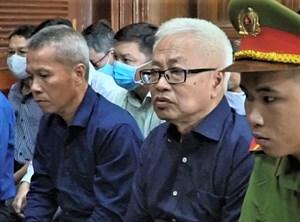 Nguyên Tổng Giám đốc Ngân hàng Đông Á thừa nhận gây thiệt hại gần 8.800 tỷ đồng