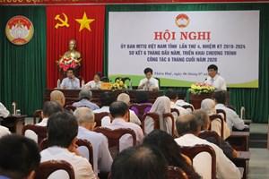Thừa Thiên-Huế: Chi hỗ trợ đúng đối tượng gặp khó do dịch Covid-19