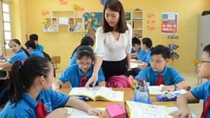 Tham gia nâng chuẩn, giáo viên được hưởng nguyên lương
