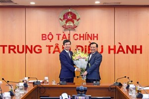 Ông Tạ Anh Tuấn giữ chức Thứ trưởng Bộ Tài chính