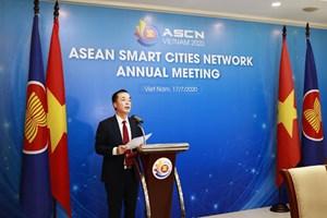 Khai mạc 'Mạng lưới đô thị thông minh ASEAN – 2020'