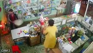 Điện Biên: Đối tượng cướp hiệu thuốc trong đêm có biểu hiện tâm thần