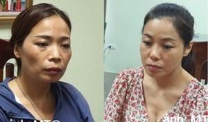Bắc Giang: Tạm giữ thêm hai nữ phóng viên cưỡng đoạt tài sản