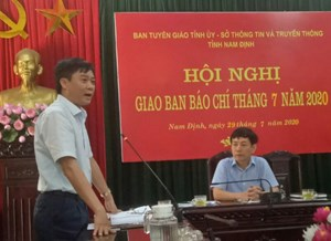 Nam Định: Ba kịch bản ứng phó trong tình huống có thí sinh liên quan dịch Covid-19