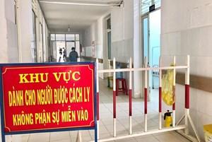 Nam Định: Cách ly 3 người trở về từ Đà Nẵng có biểu hiện đau họng, khó thở