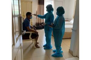 Nam Định: 10 trường hợp nghi nhiễm Covid-19 có kết quả xét nghiệm âm tính