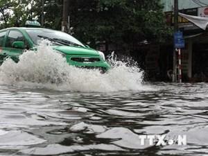 Bão số 2 và mưa lớn đã làm 2 người chết, 1 người bị thương