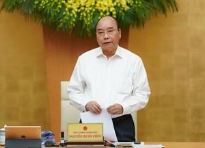 Thủ tướng: Dồn mọi nguồn lực xử lý kịp thời các ổ dịch