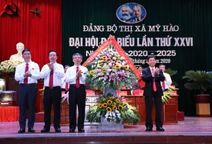 Cần quyết tâm chính trị, tầm nhìn chiến lược đưa Mỹ Hào phát triển