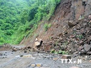 Sơn La: Lở đá làm một người chết, một người bị thương