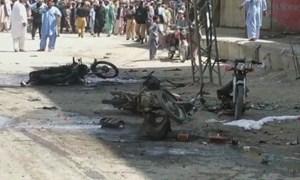 Đánh bom nghiêm trọng ở Pakistan