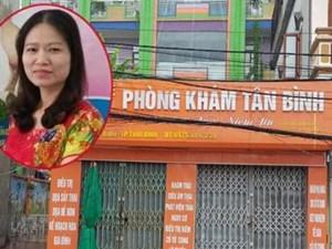 Thái Bình: Khởi tố bác sĩ đầu độc cháu nội bị bại não bẩm sinh