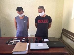 Quảng Nam: Hai đạo chích gây ra 9 vụ trộm trong mùa dịch
