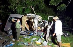 Khởi tố vụ tai nạn giao thông làm 15 người thương vong tại Bình Thuận