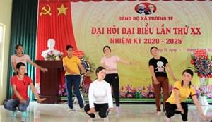 Lai Châu: Xây dựng đời sống văn hóa ở xã Mường Tè