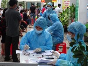 TP Hồ Chí Minh: Khẩn trương xét nghiệm người tới từ Hà Nội, Hải Dương, Quảng Nam, Quảng Ngãi