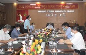 Quảng Nam: Cần rà soát lại toàn bộ khu cách ly về giãn cách